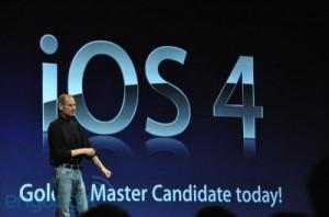 Apple IOS 4
