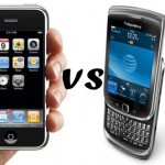 Difference Between iPhone 4 and Blackberry Torch 9800