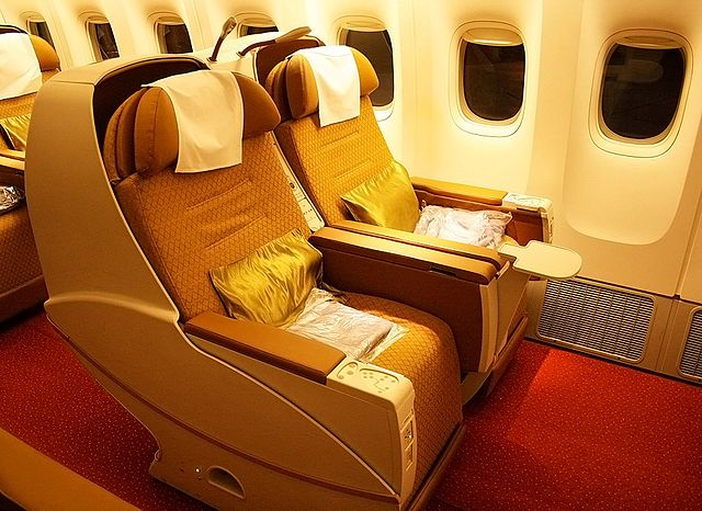 Difference Between Business Class And First Class Compare The Difference Between Similar Terms