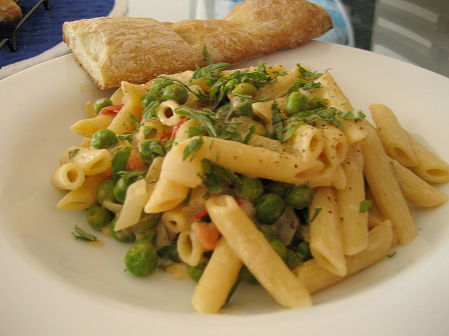 Pasta | Difference Between Egg Noodles and Pasta