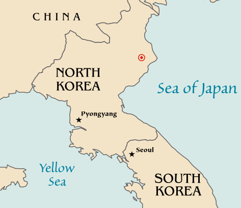 Key Difference Between North Korea and South Korea