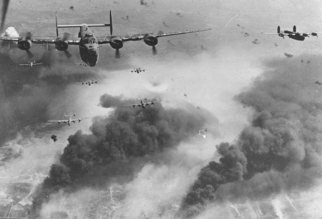 Difference Between World War 1 and World War 2