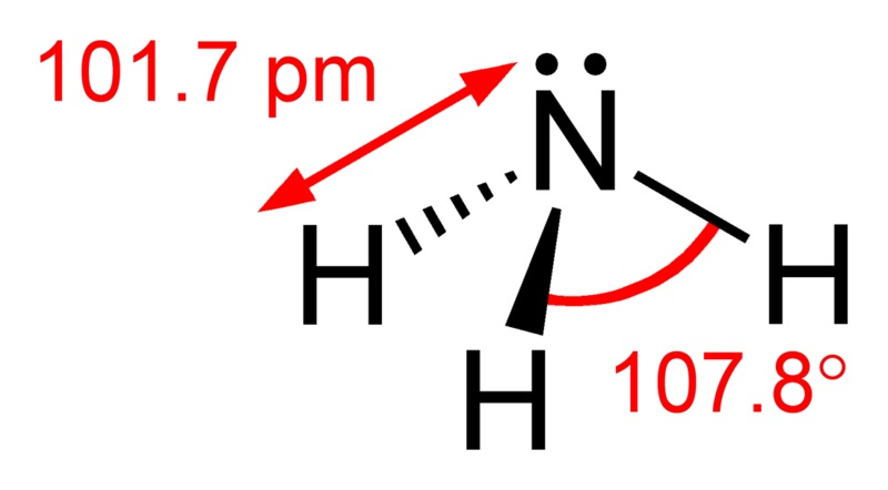 Nh4cl Lewis Structure: Difference Between Ammonia And Ammonium Hydroxide L
