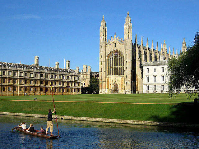 Difference Between Cambridge and Oxford