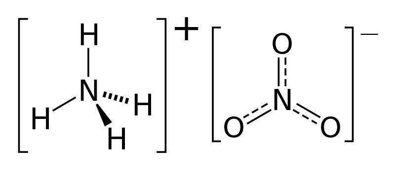 Difference Between Ammonia and Ammonium Nitrate_Fig 02