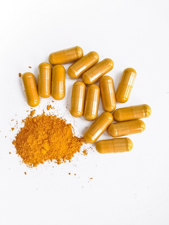 Key Difference Between Curcumin and Turmeric