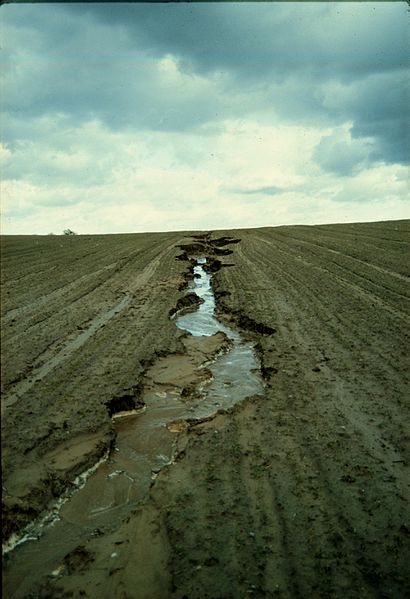 Difference Between Erosion and Corrosion