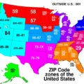 Difference Between ZIP Code and Postal Code