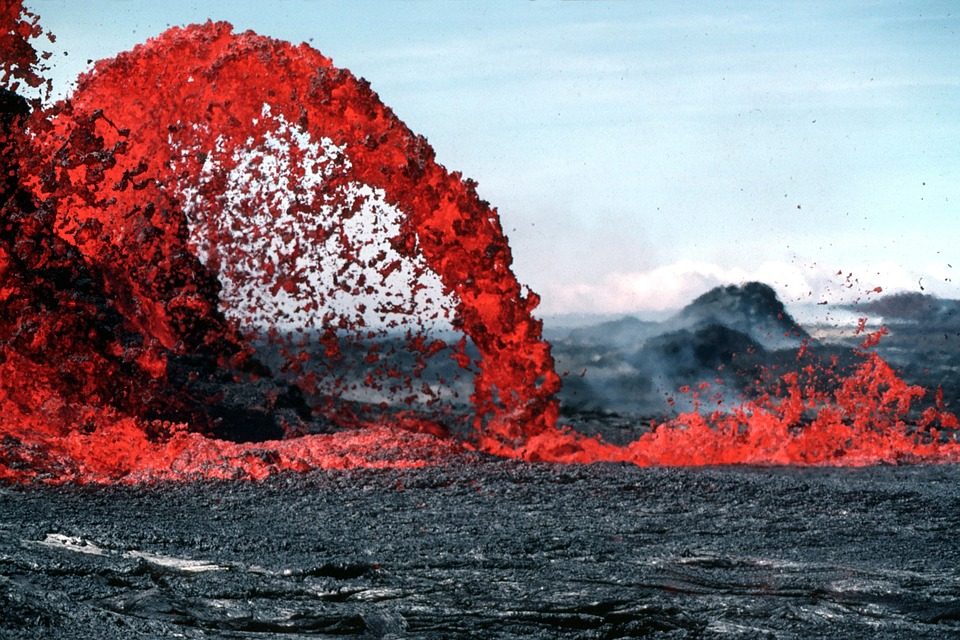 Key Difference Between Lava and Magma