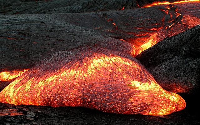 Difference Between Lava and Magma