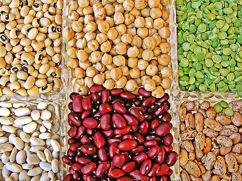 Difference Between Legumes and Beans