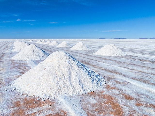 Difference Between Salt and Iodized Salt