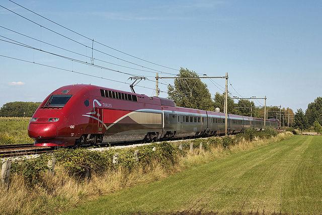 Eurostar vs Rail Europe