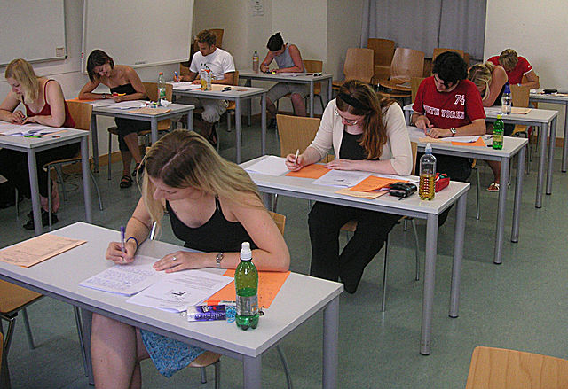 Exam vs Test