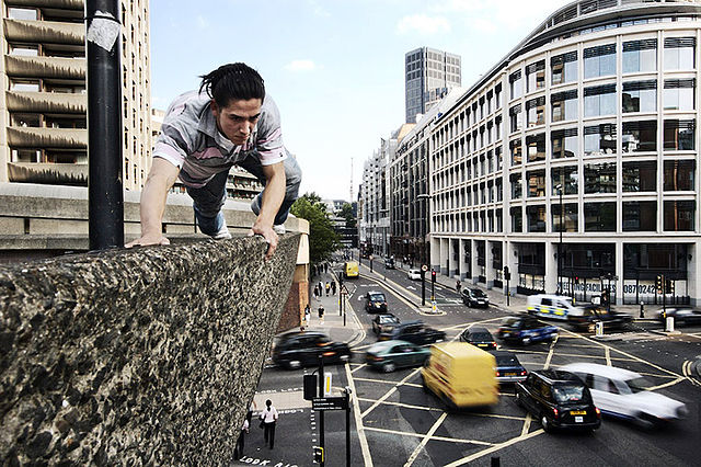 Difference Between Parkour and Freerunning