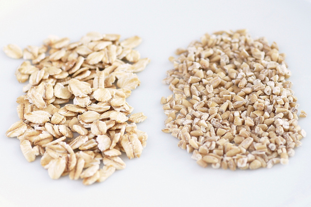 Difference Between Quick Oats and Rolled Oats