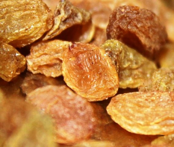 Difference Between Sultanas and Currants