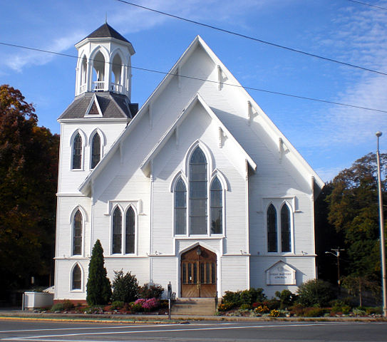difference between baptist along with cathedral with christ