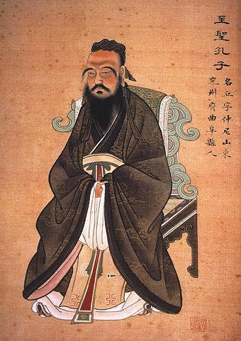 Confucianism vs Taoism