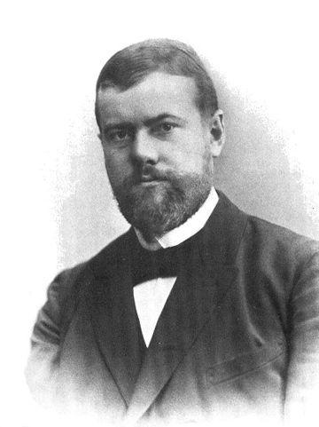 Marx vs Weber