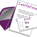 Difference Between RSVP and Invitation