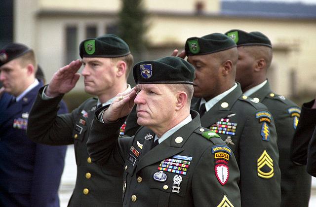 Ranger vs Green Beret