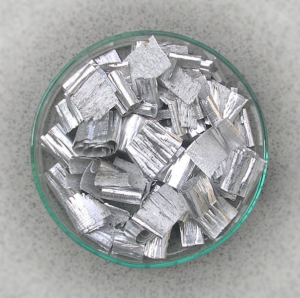Key Difference Between Aluminum and Magnesium