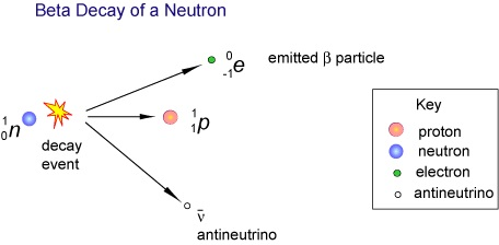 Key Difference Between Antineutrino and Neutrino
