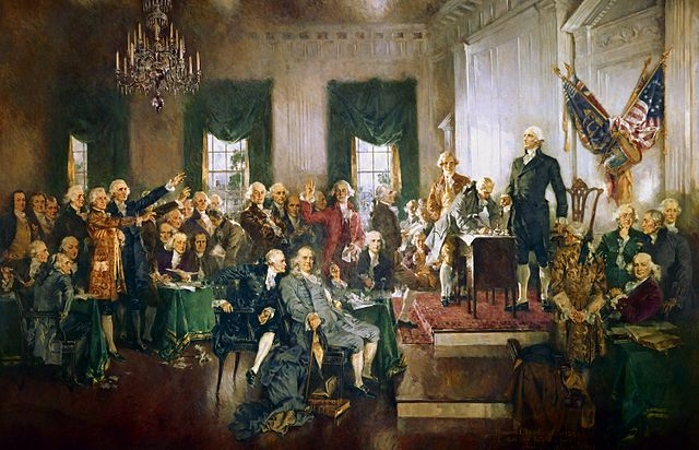 Articles of Confederation vs US Constitution