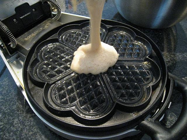 Pancake vs Waffle Batter