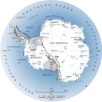 Difference Between Antarctic and Antarctica