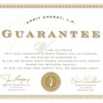 Difference Between Guaranty and Guarantee