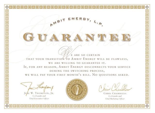 Guaranty vs Guarantee