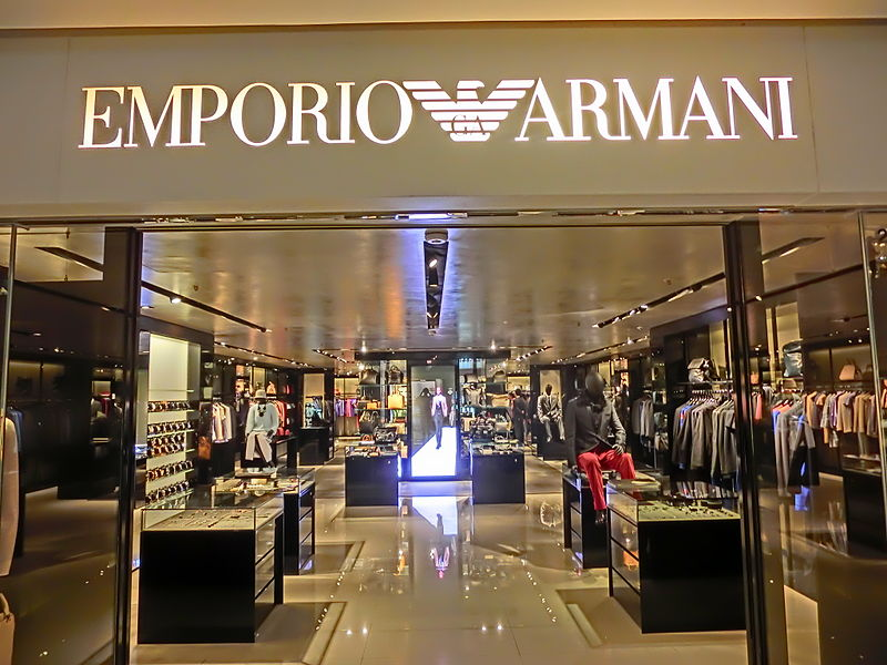 new collection outlet store sale top design Difference Between Emporio Armani and Armani Exchange ...