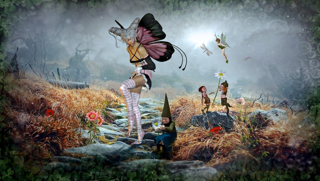 Key Difference Between Fable and Fairy Tale