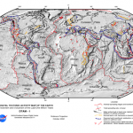 Difference Between Continental Drift and Plate Tectonics