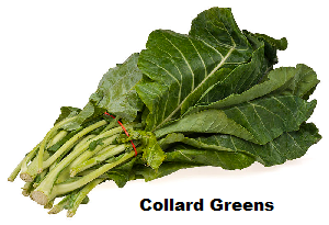 Collards | Difference Between