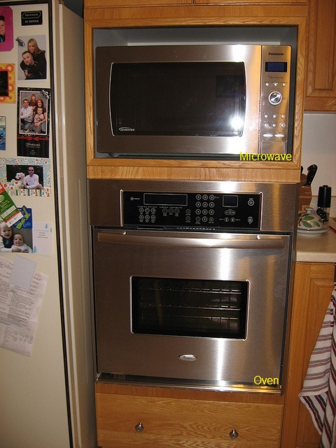 Difference Between Microwave And Oven