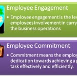 Difference Between Employee Engagement and Commitment
