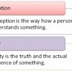 Difference Between Perception and Reality