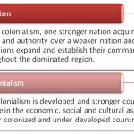 Difference Between Colonialism and Neocolonialism