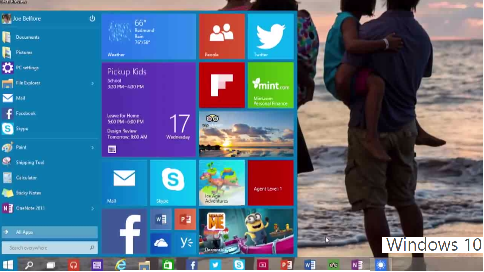 Difference Between Windows 8 and Windows 10