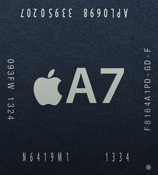 Difference Between Apple A7 and A8 Processors