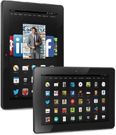 Difference Between Amazon Kindle Fire HDX 8.9 and Google Nexus 9_New Kindle Fire HDX 8.9