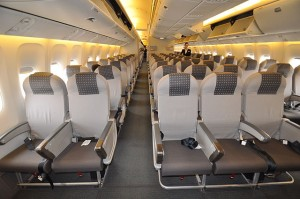 Difference Between Business Class and Economy Class