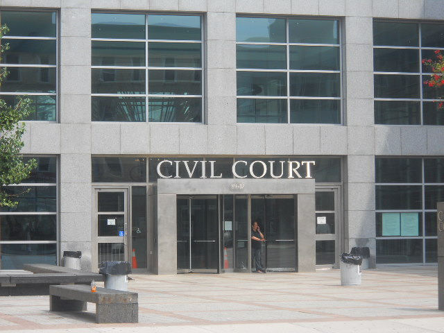 Difference Between Civil and Criminal Court - Civil Court Image