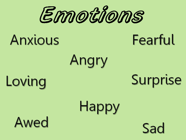 Difference Between Feelings and Emotions- Emotions