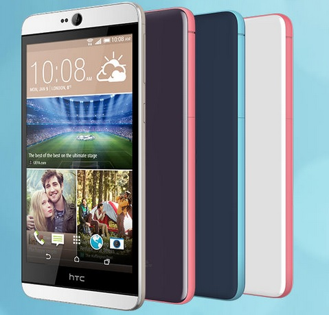 Difference Between LG G Flex 2 and HTC Desire 826