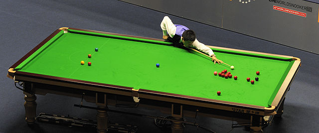 Difference Between Billiards and Snooker