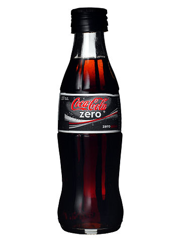 Diet Coke vs Coke Zero